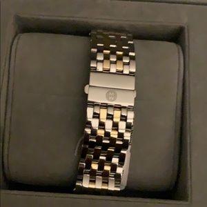 Michele Accessories - Michele Releve Watch